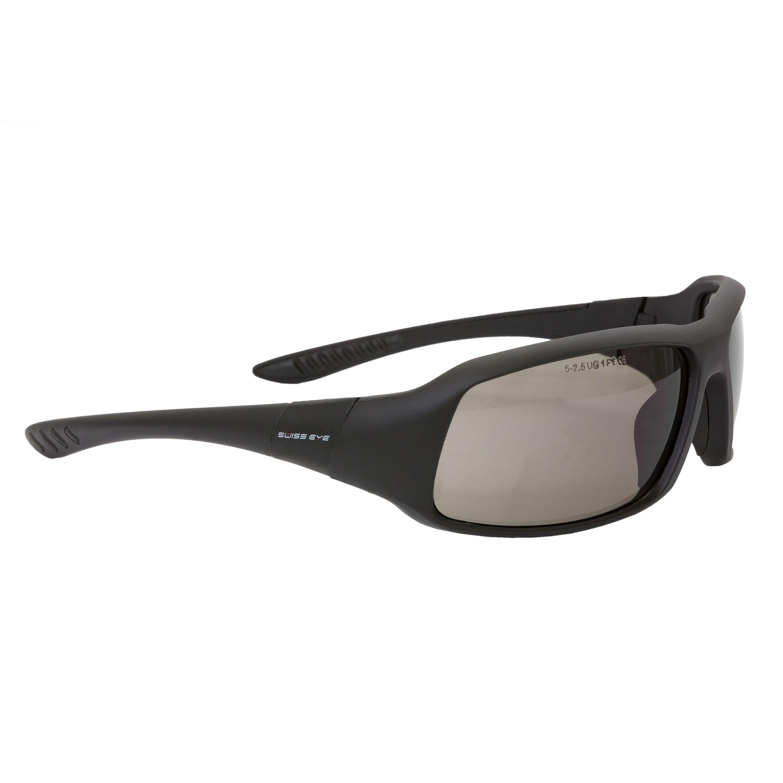 Swiss Eye Brille Sidewinder schwarz