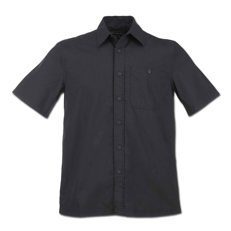 5.11 Covert Casual Shirt schwarz
