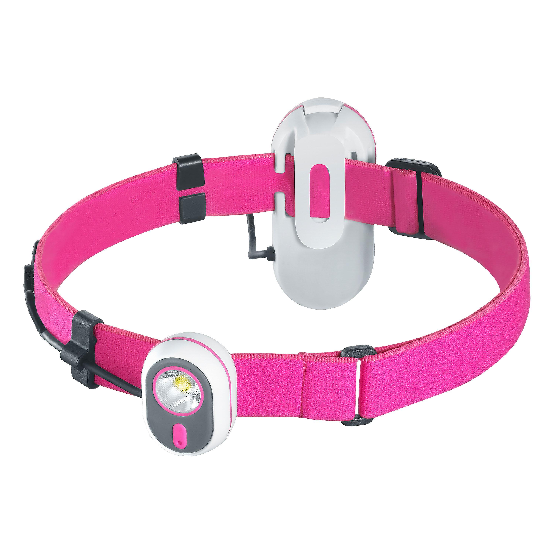 Alpina Sport Stirnlampe AS01 pink