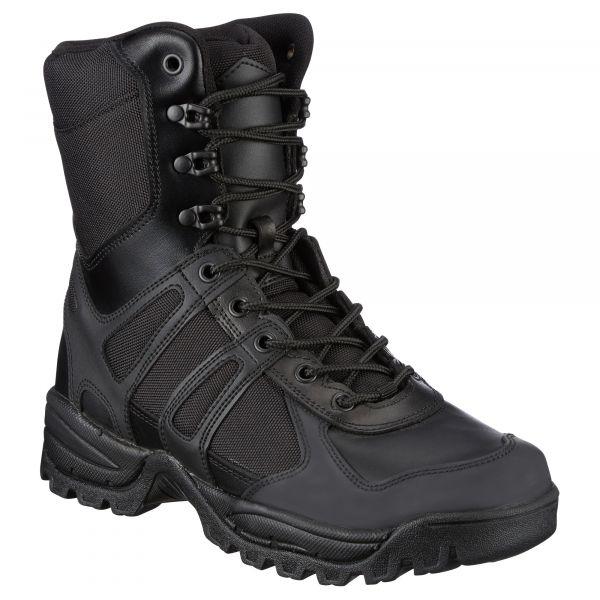 Mil-Tec Combat Boots Generation II schwarz