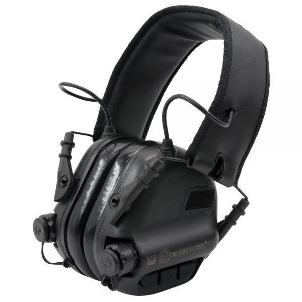 Earmor Aktivgehörschutz M31 Mark3 NRR 22 schwarz