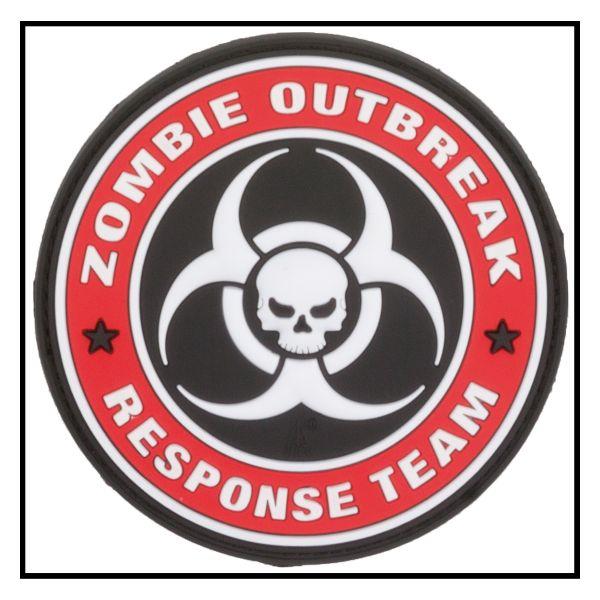 3D-Patch Zombie Outbreak Response Team fullcolor