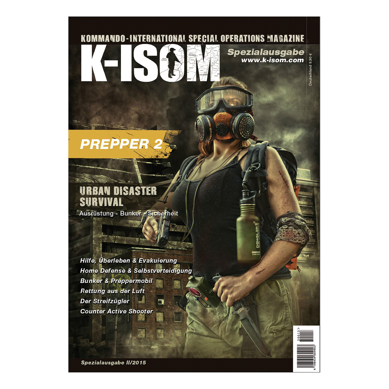 Kommando Magazin K-ISOM Spezialausgabe II/2015