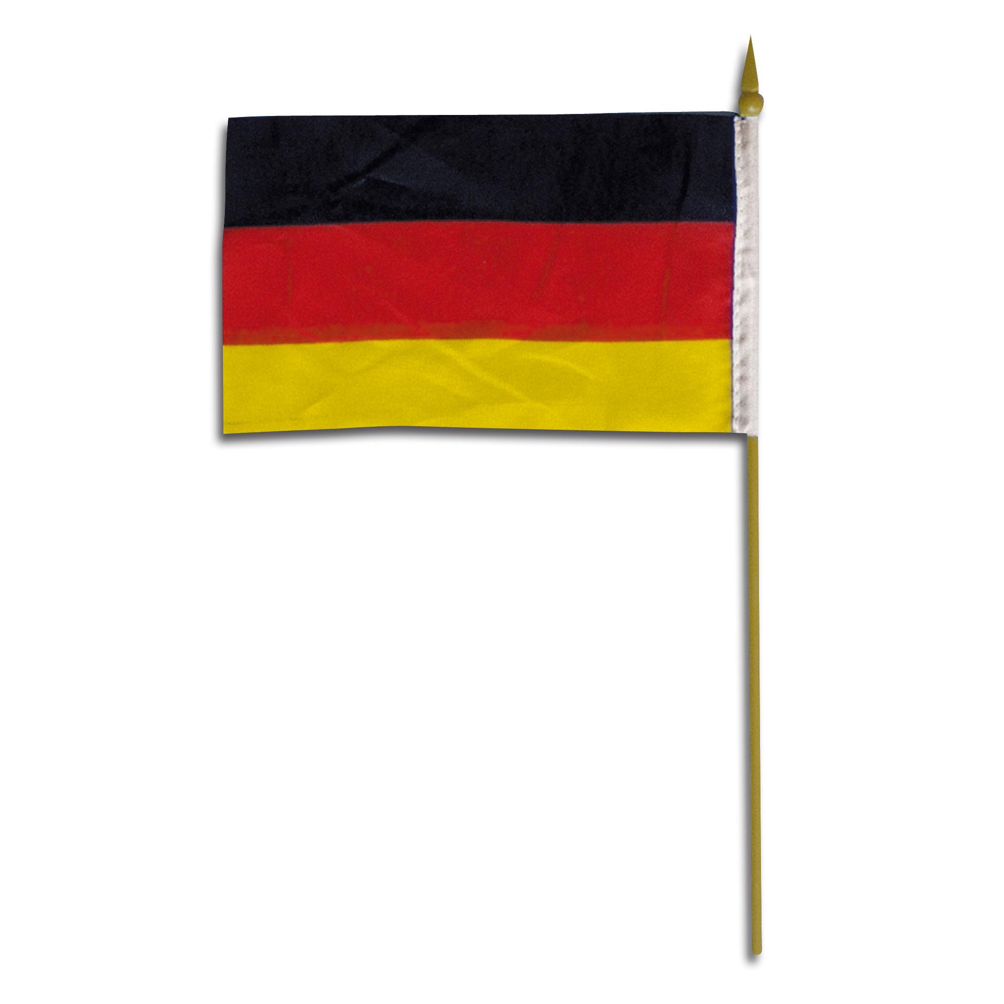 Handflagge 45x30 Deutschland