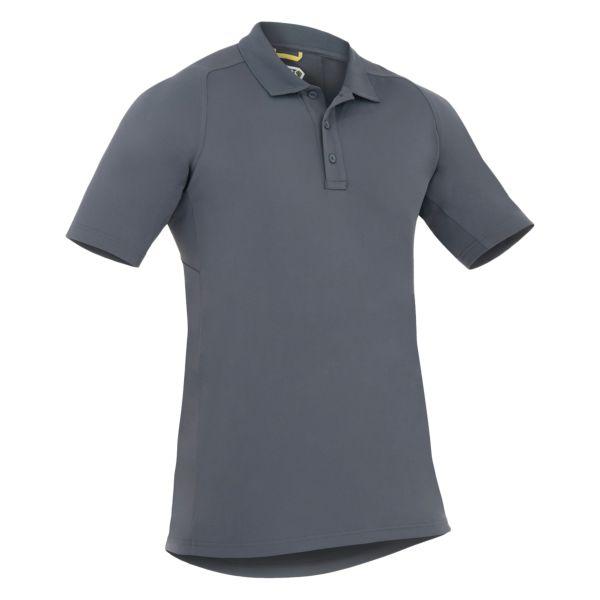 First Tactical Poloshirt Performance kurzarm grau