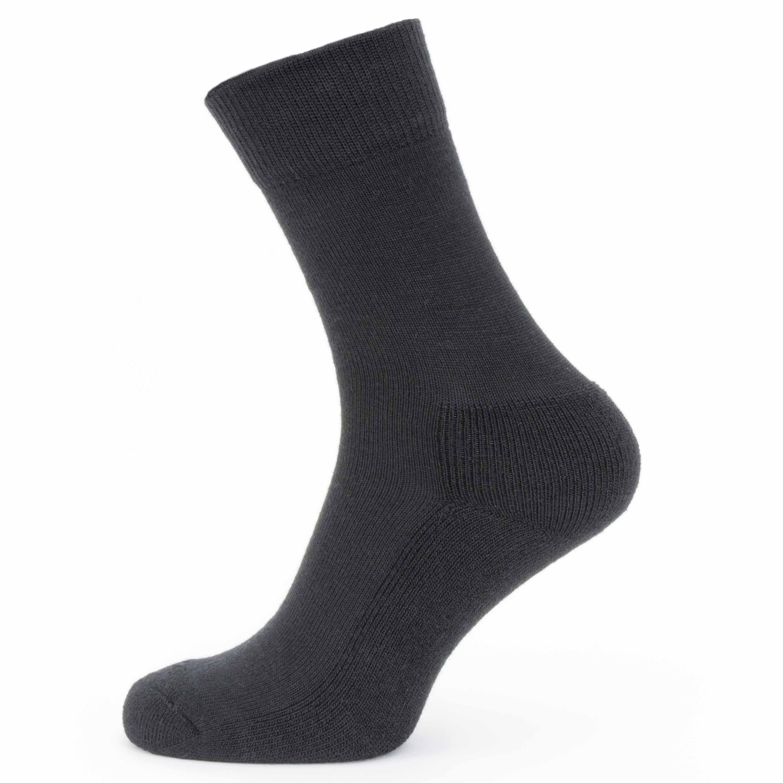 Sealskinz Socken Solo Merino schwarz