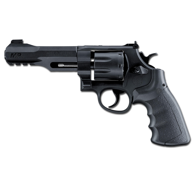 Revolver Smith Wesson MP R8 schwarz