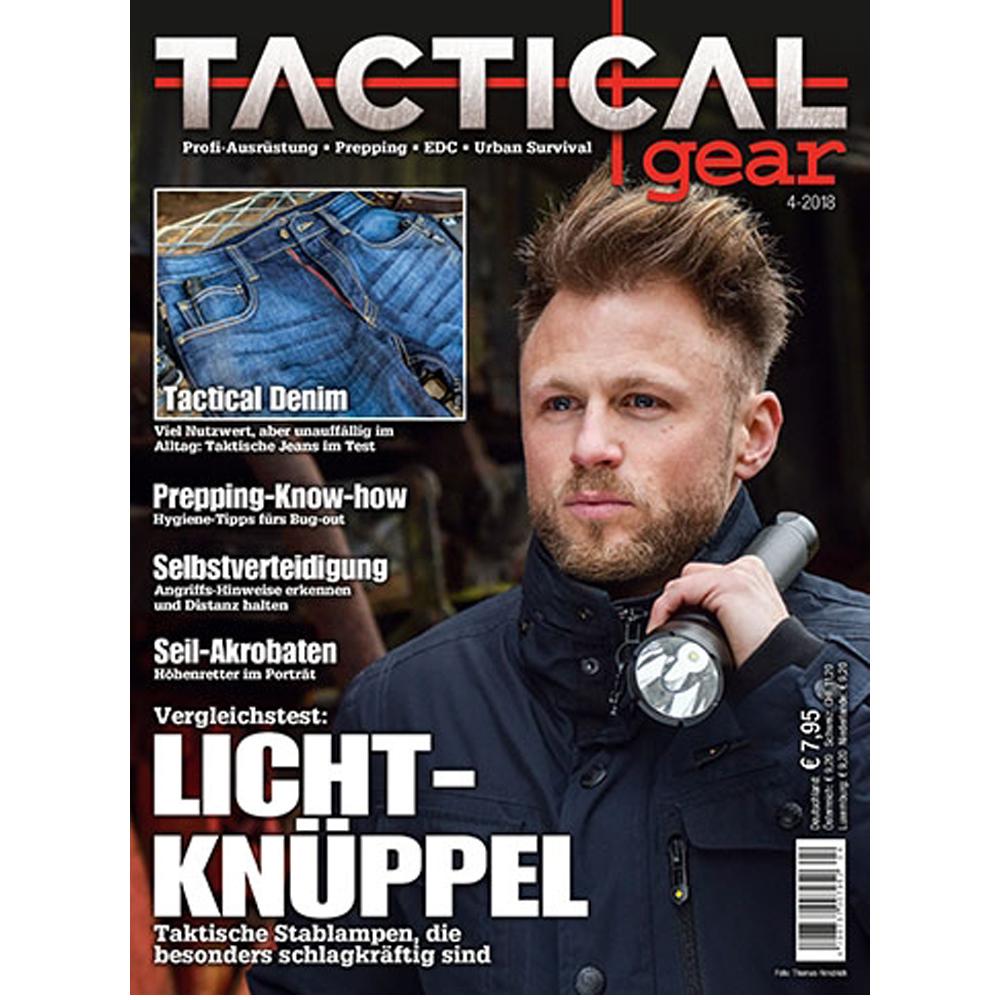 Magazin Tactical Gear 04/2018