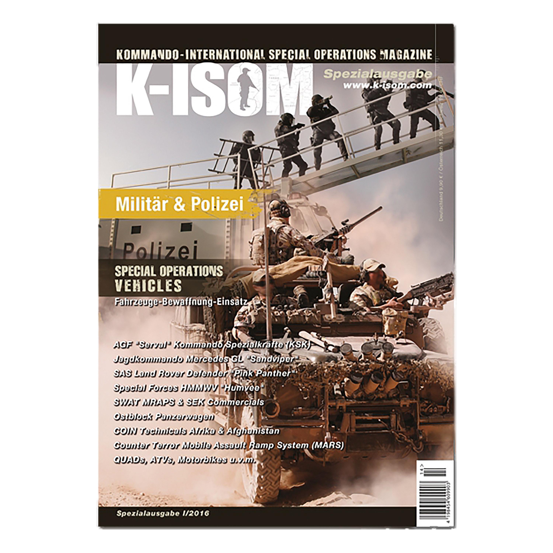 Kommando Magazin K-ISOM Spezialausgabe I/2016