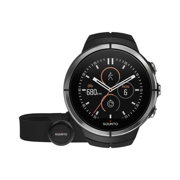 Suunto Uhr Spartan Ultra Black HR