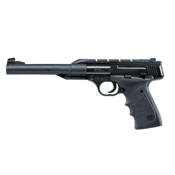 Pistole Browning Buck Mark URX brüniert