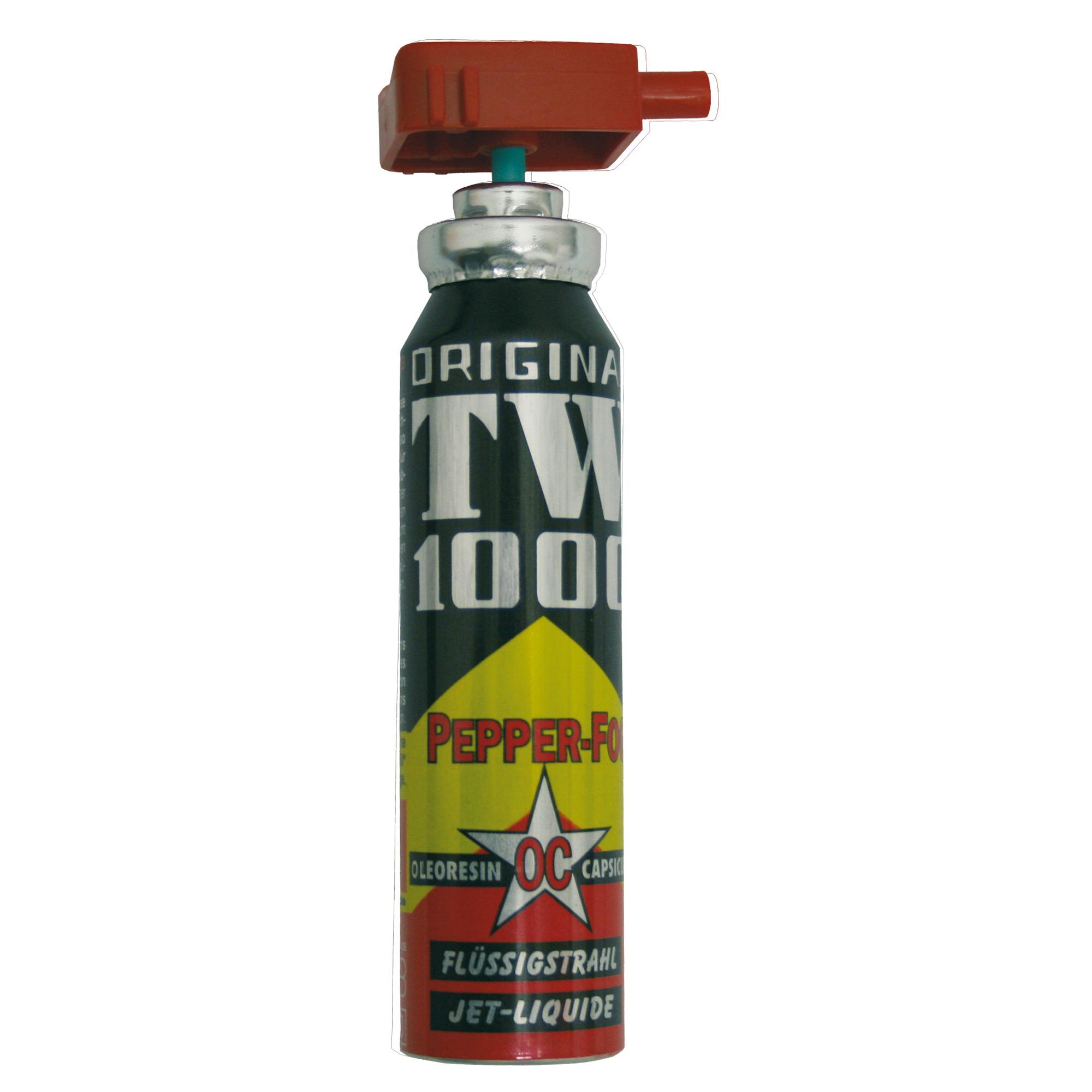 TW1000 Nachfüllpatrone Pfefferspray RSG-4 Punktstrahl 30 ml