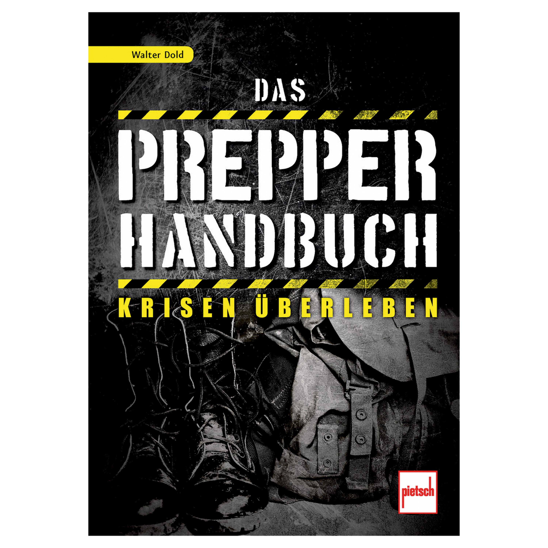 Buch Das Prepper-Handbuch - Krisen überleben