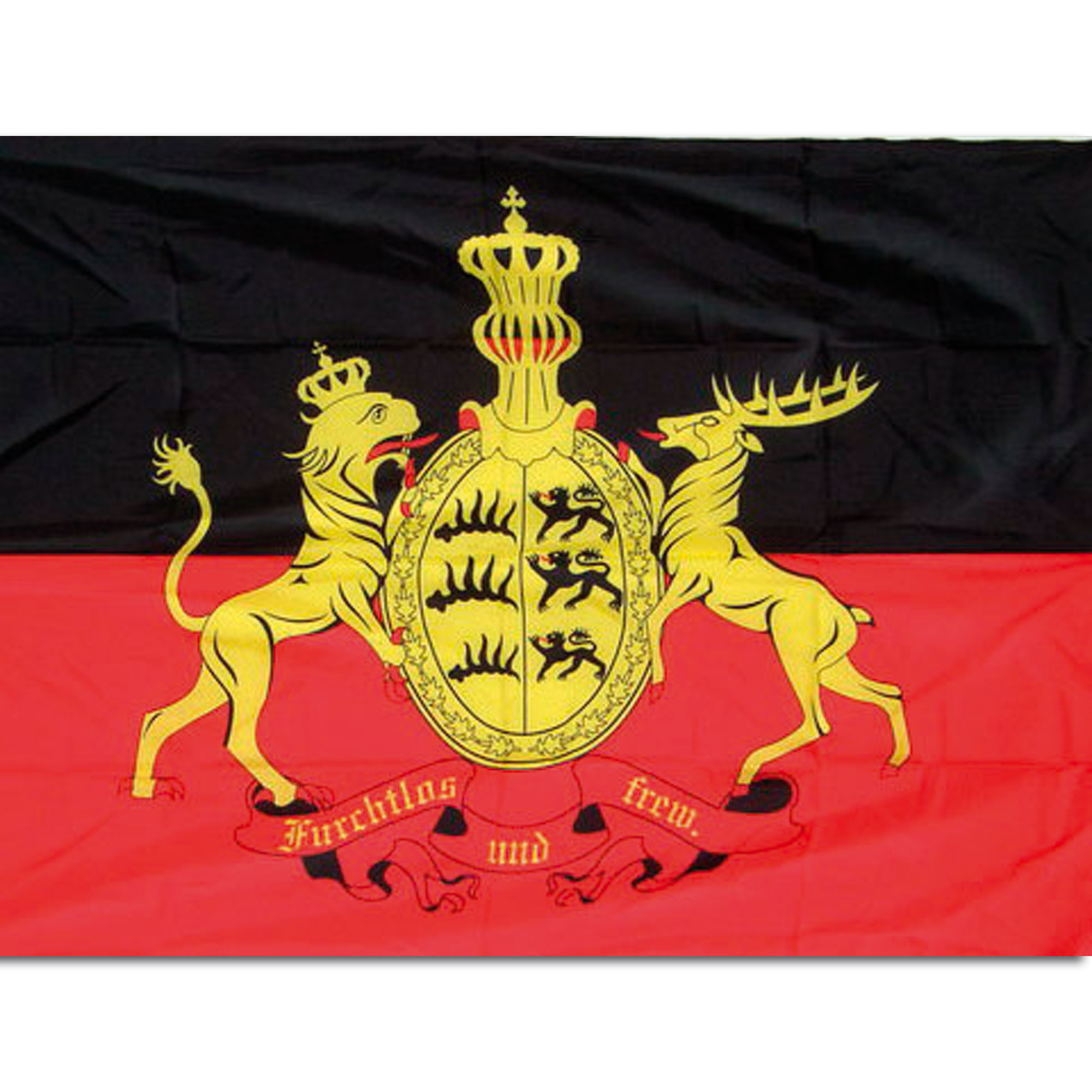 Flagge Württemberg