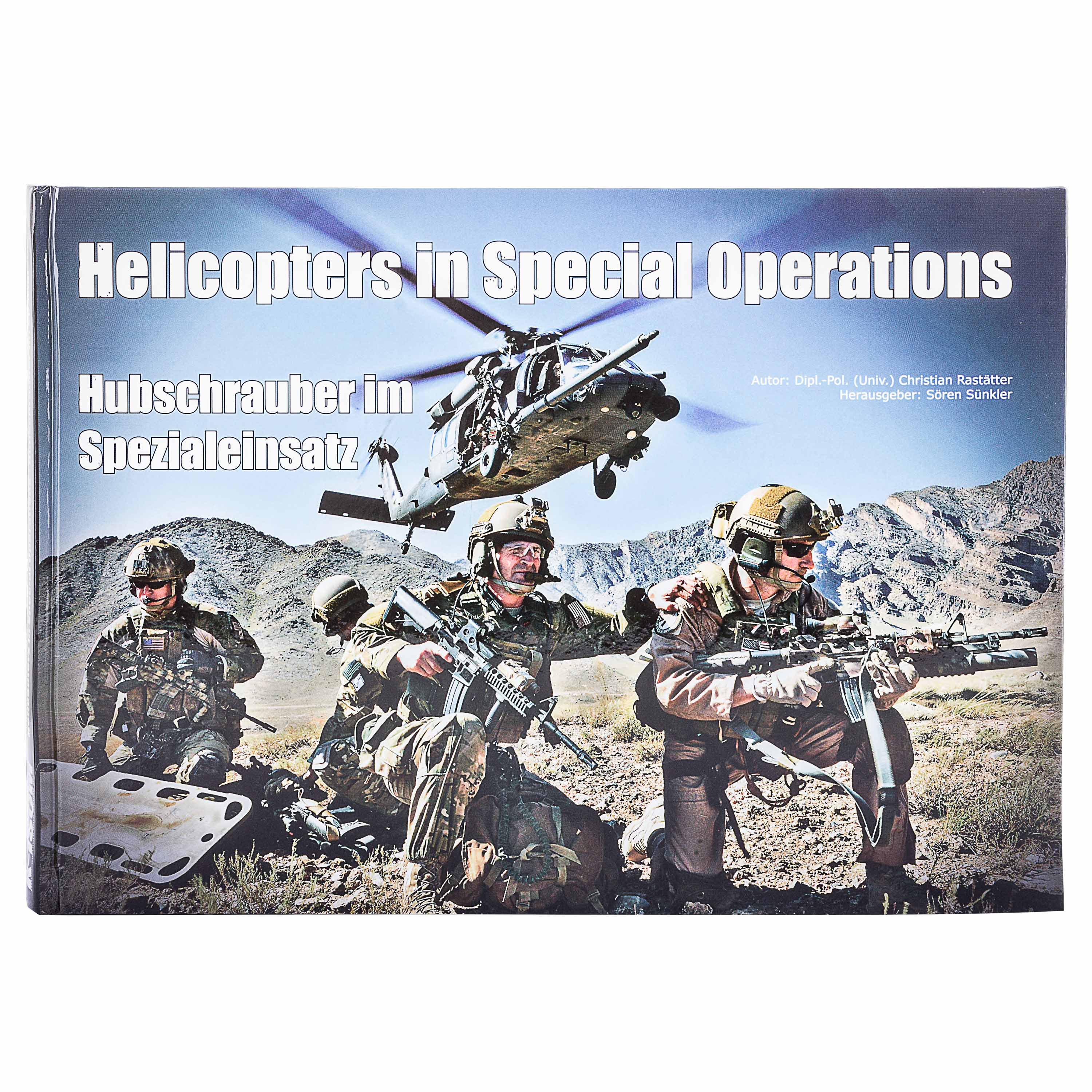 Buch Helicopters in Special Operations