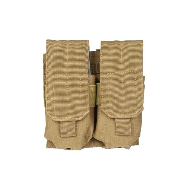 Magazintasche Mil-Tec M4/M16 Double coyote