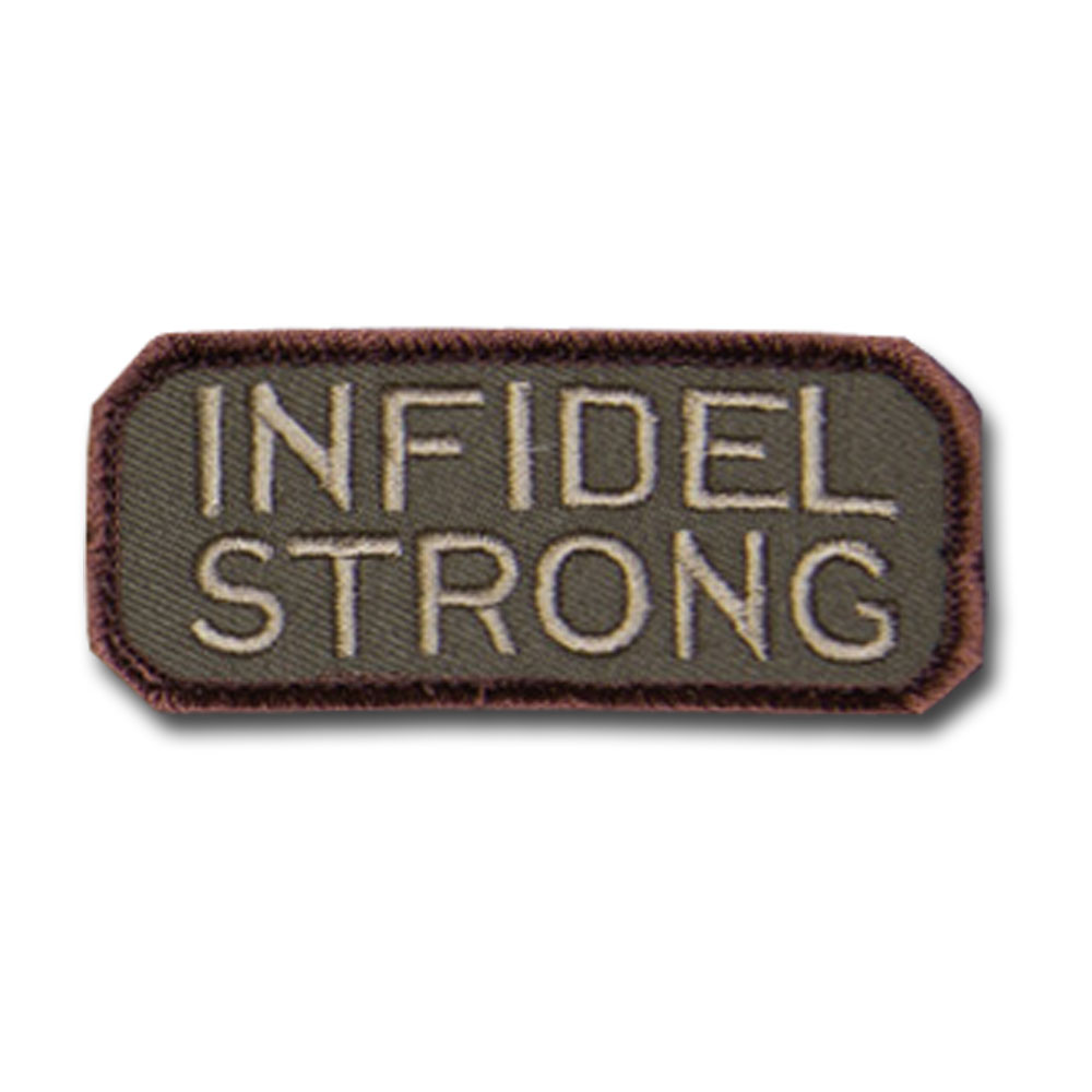 MilSpecMonkey Patch Infidel Strong forest