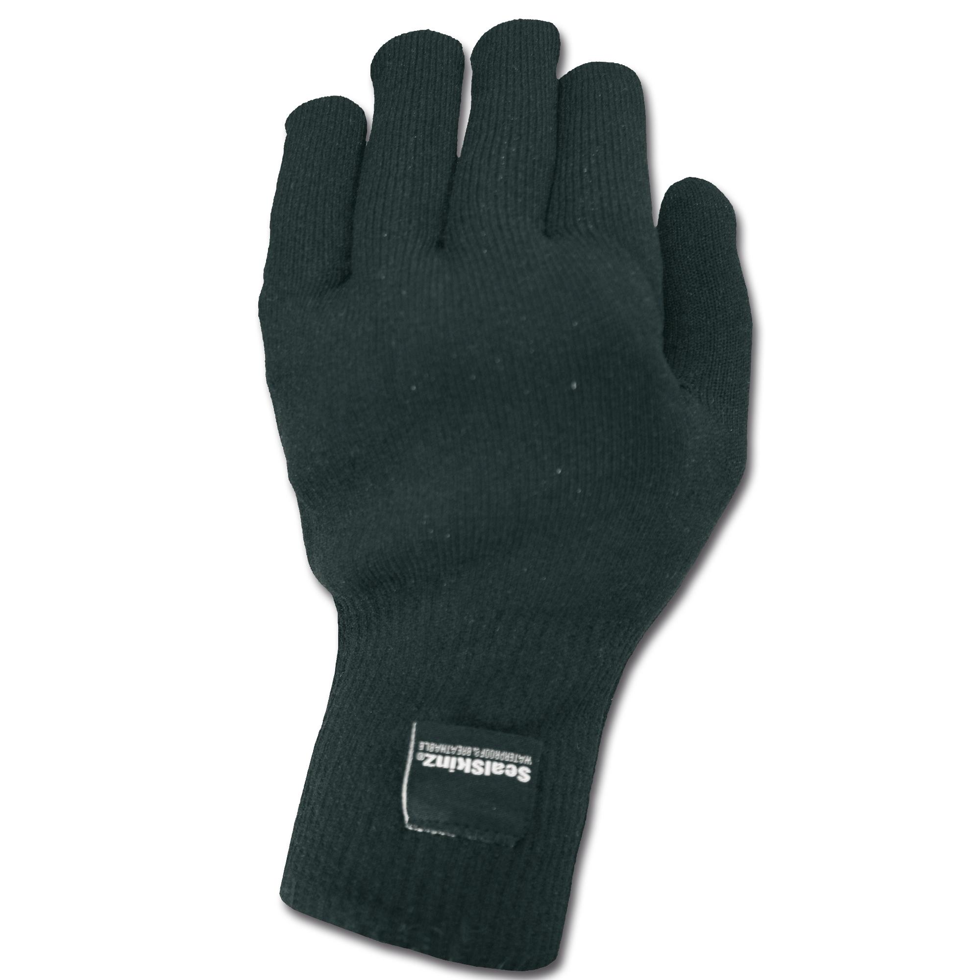 Handschuhe SealSkinz Ultra Grip schwarz