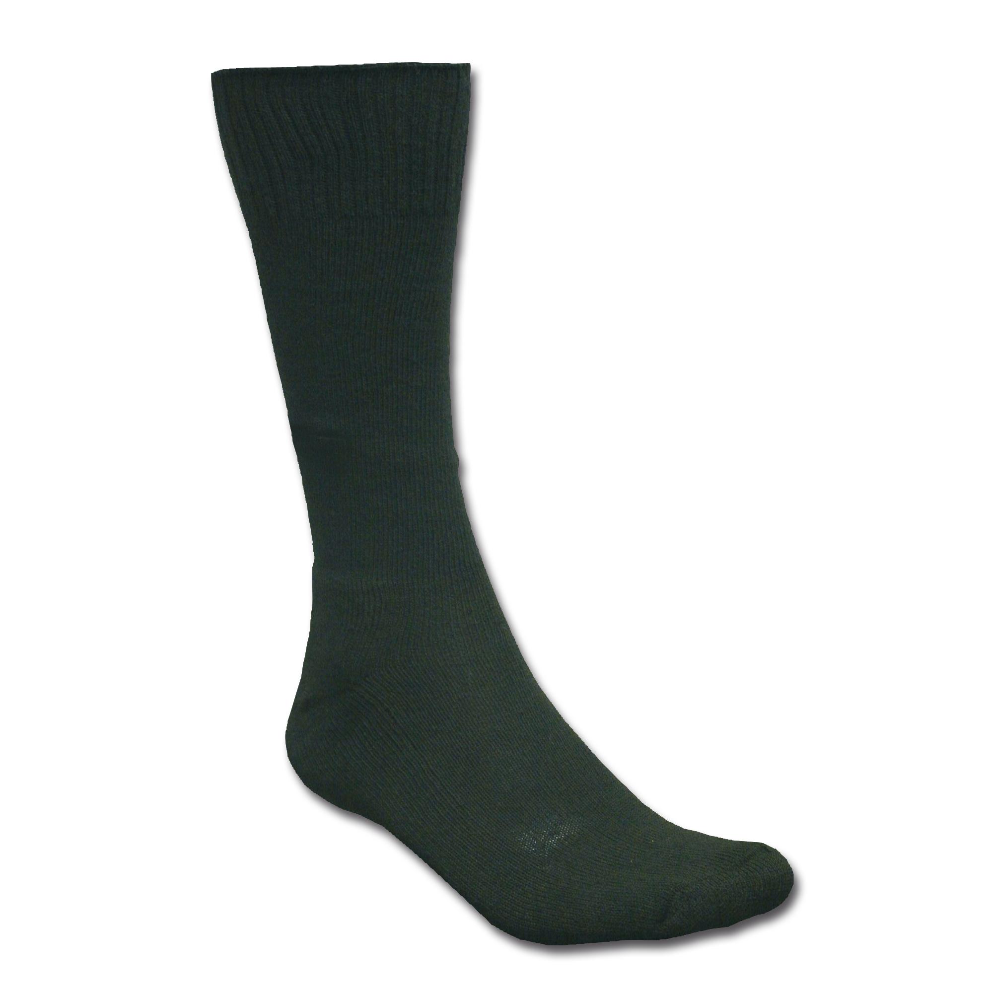 Socken US Armee schwarz
