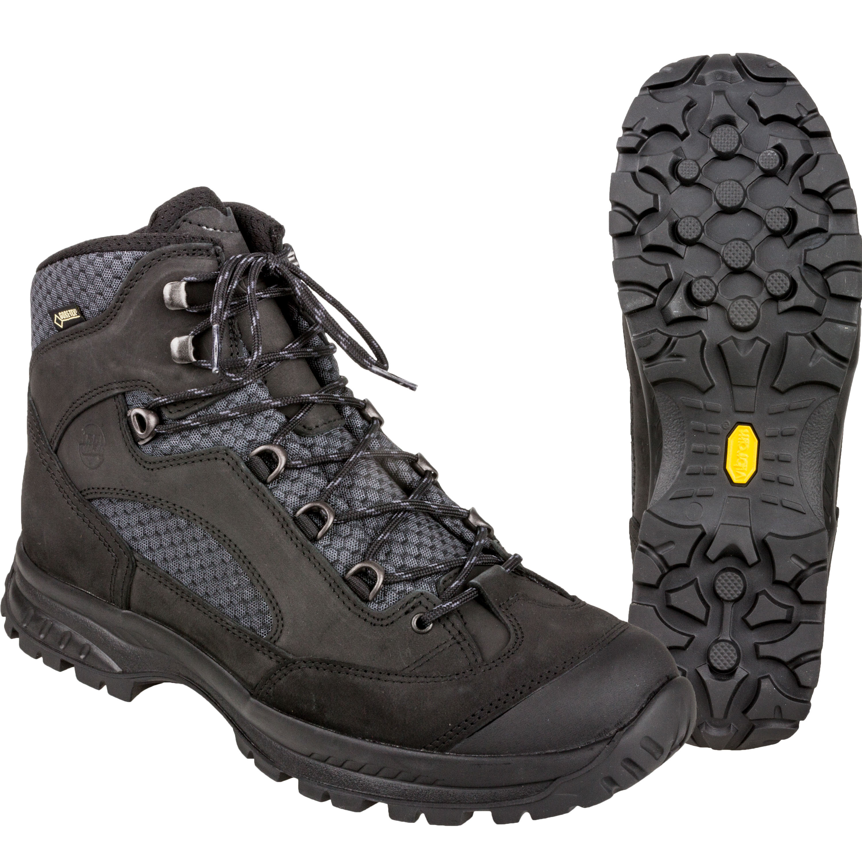 Hanwag Stiefel Banks II GTX all black