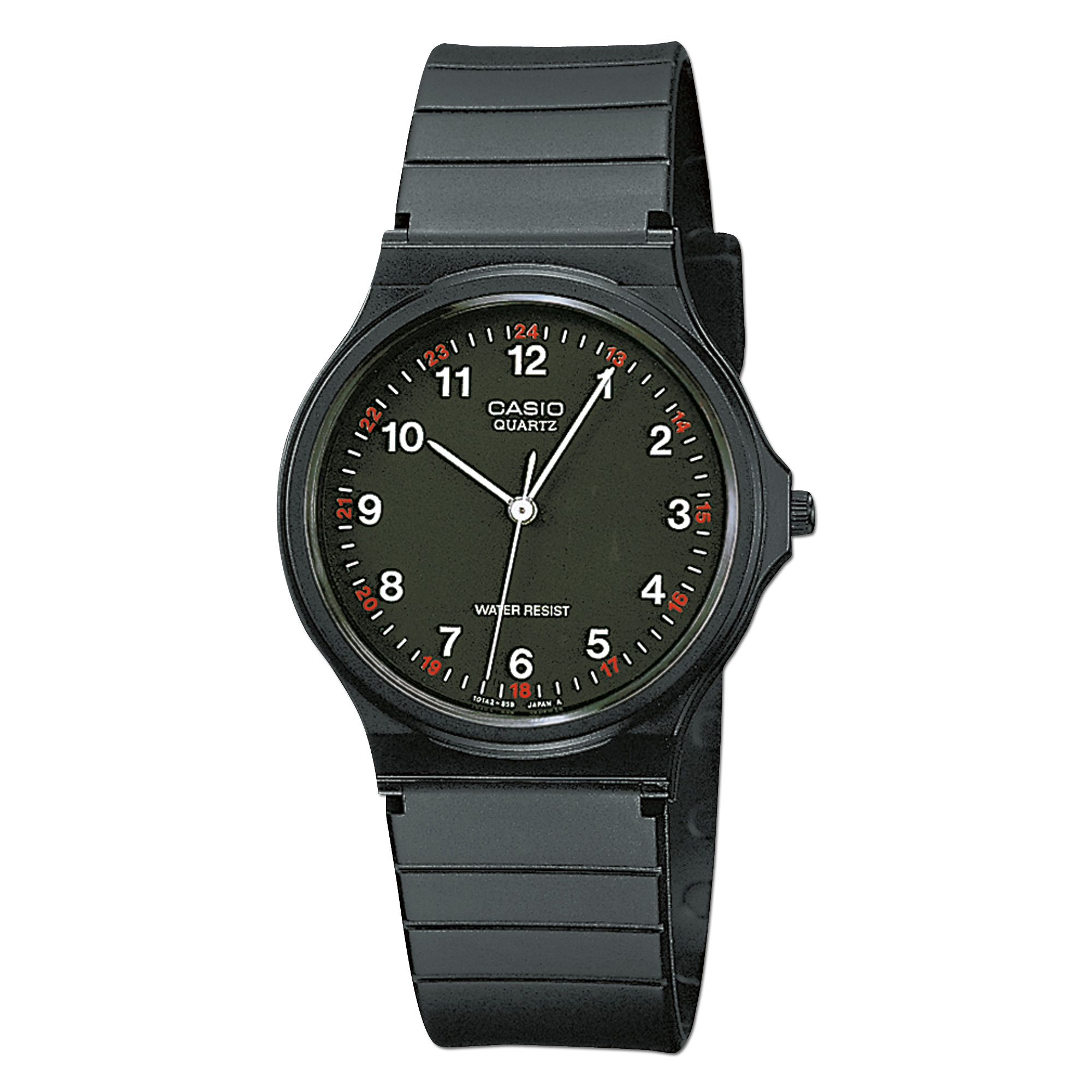 Uhr Casio Collection Basic schwarz