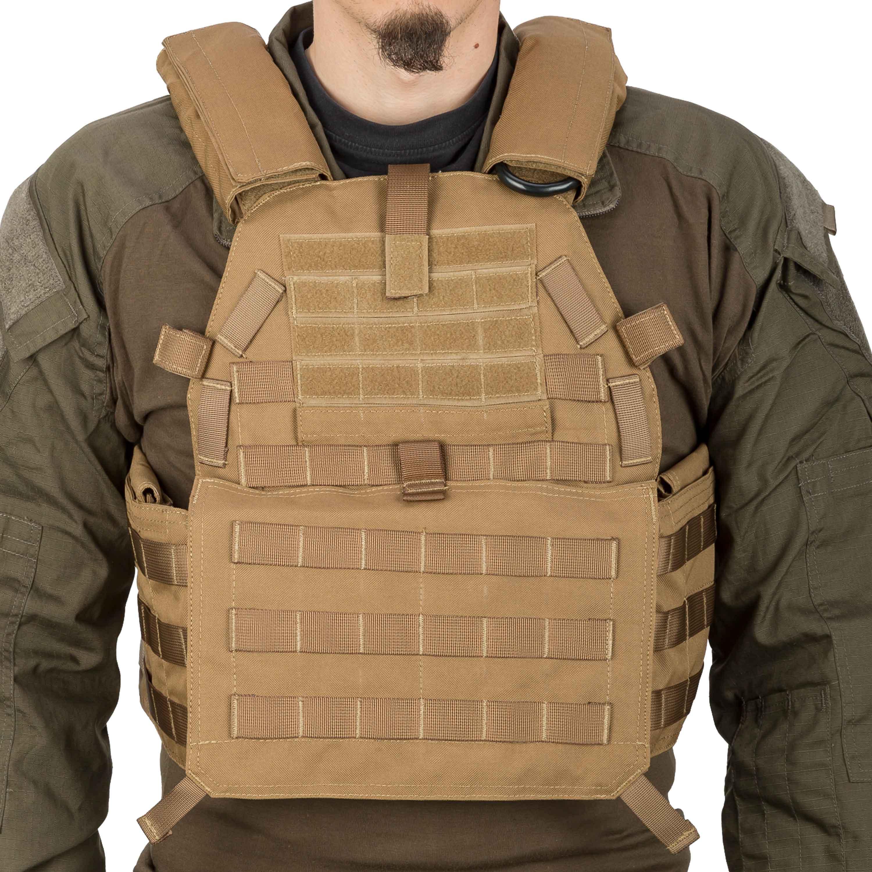 Invader Gear Plattenträger 6094A-RS Plate Carrier coyote