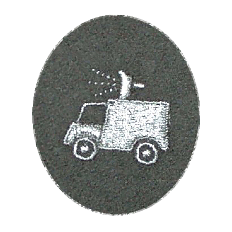 NVA Dienstlaufbahnabzeichen Wiedergabemechaniker