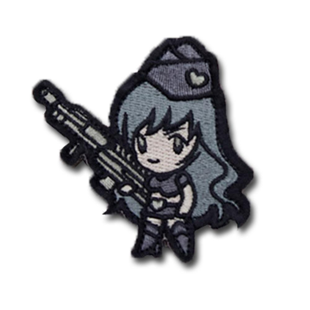 MilSpecMonkey Patch Gun Girl acu