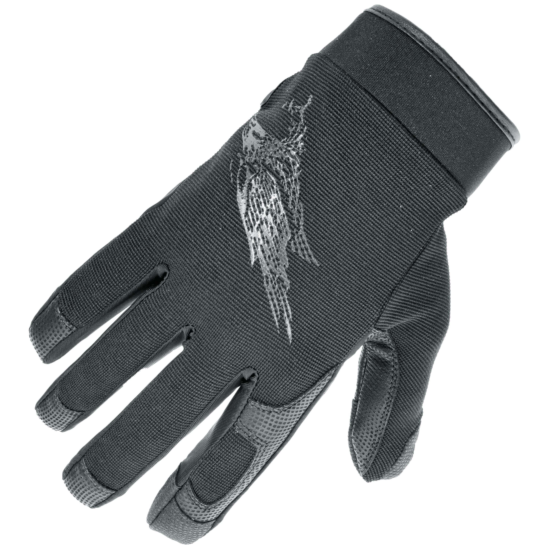 Defcon 5 Handschuh Leder Amara schwarz