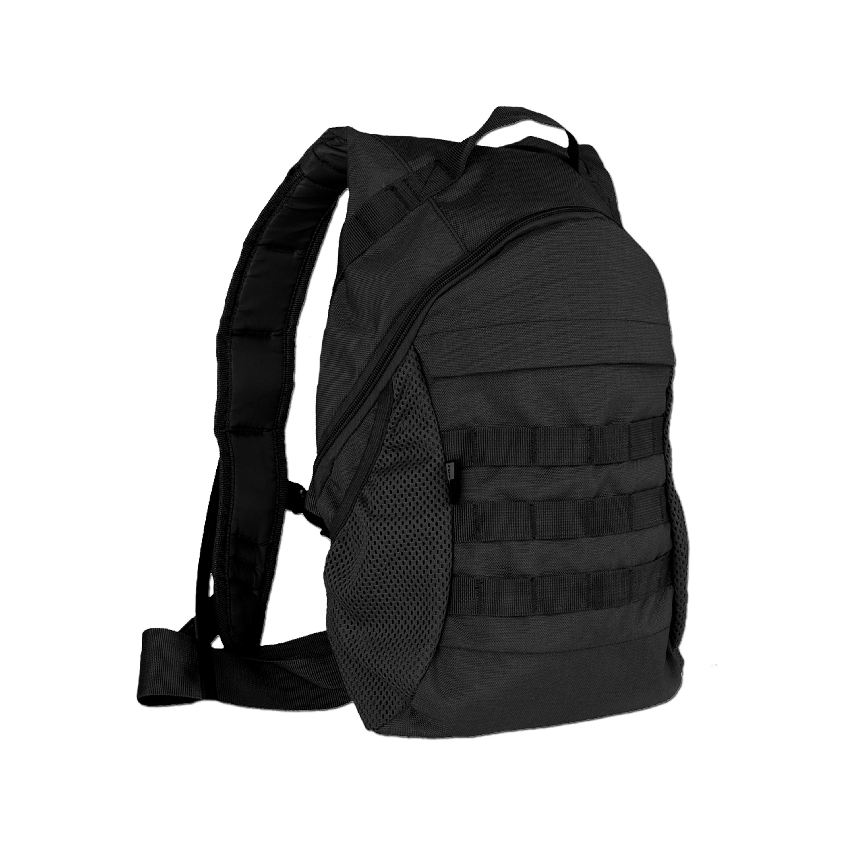 Waterpack Rucksack Mil-Tec 3 L schwarz