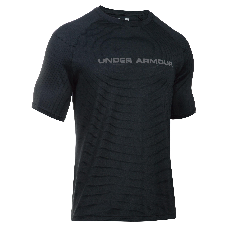 Under Armour Shirt Scope schwarz