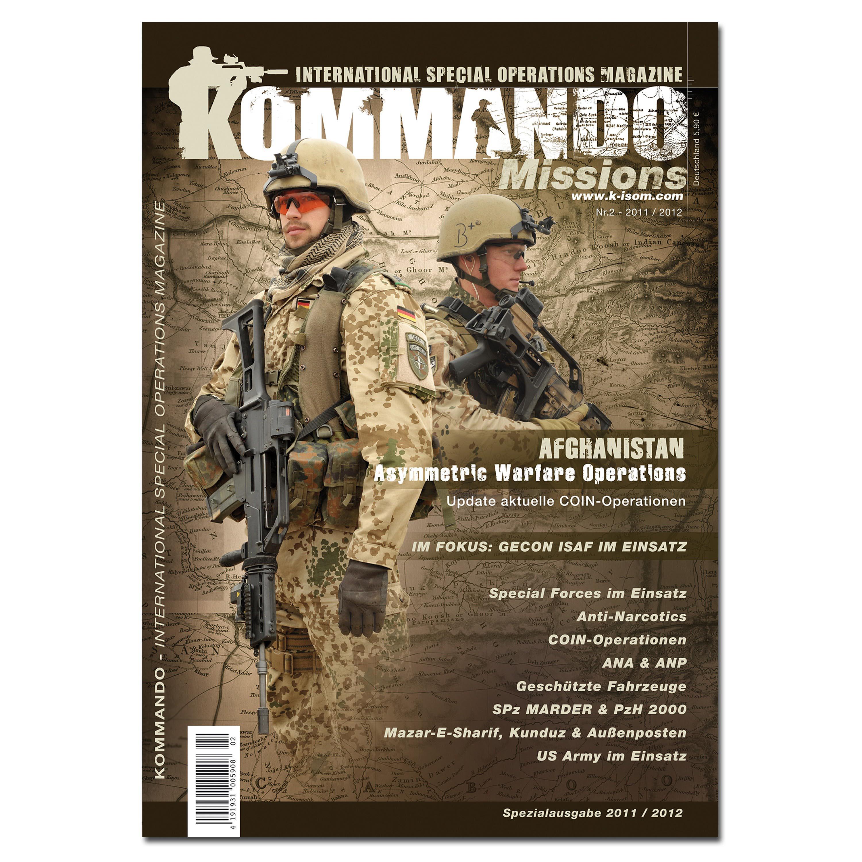 Kommando Magazin K-ISOM Missions Nr. 2 Update