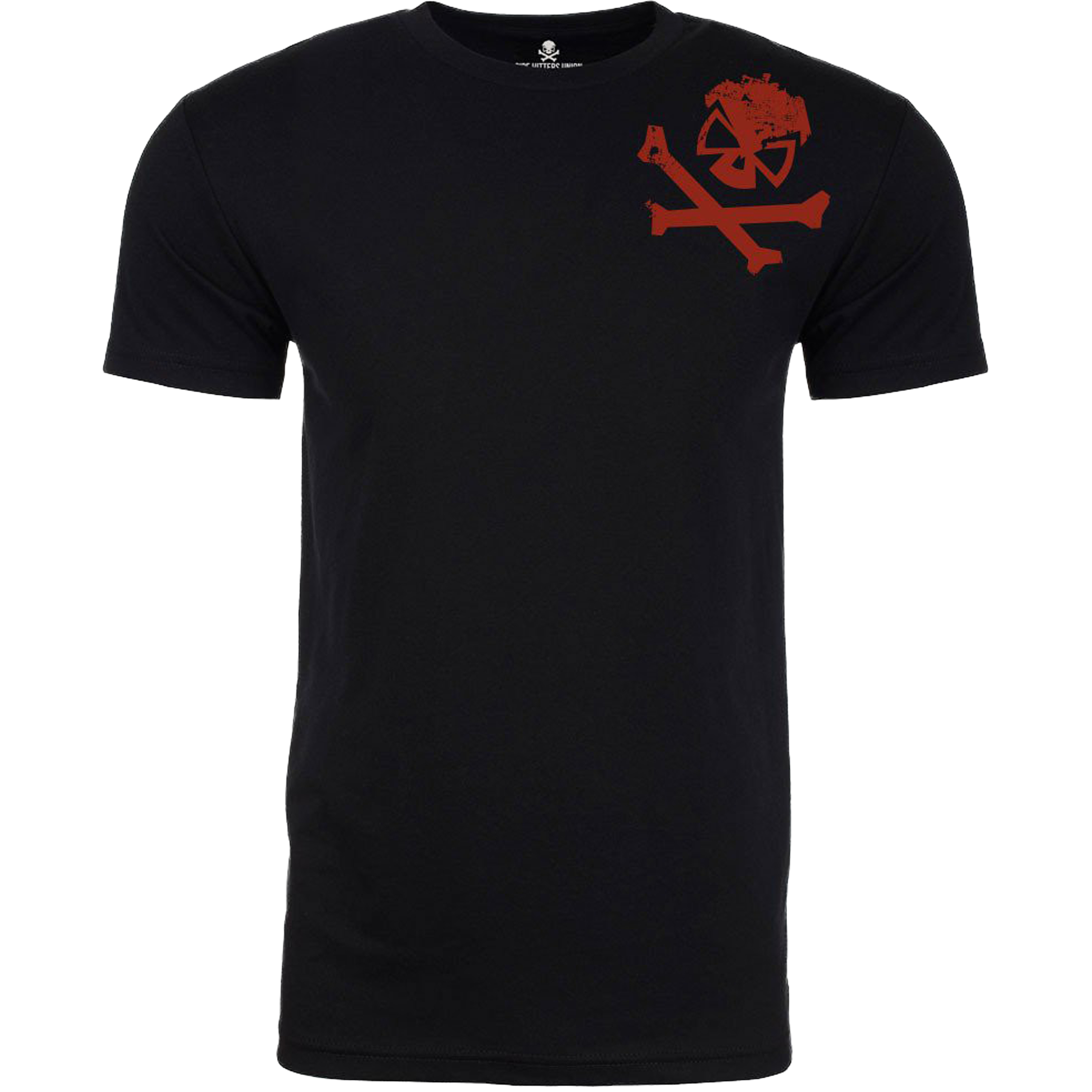 Pipe Hitters Union T-Shirt Security Round Tee schwarz
