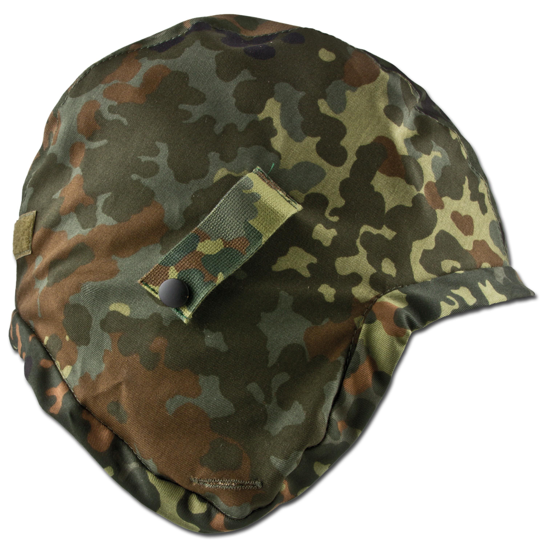 Helmbezug Protec Fullcut flecktarn