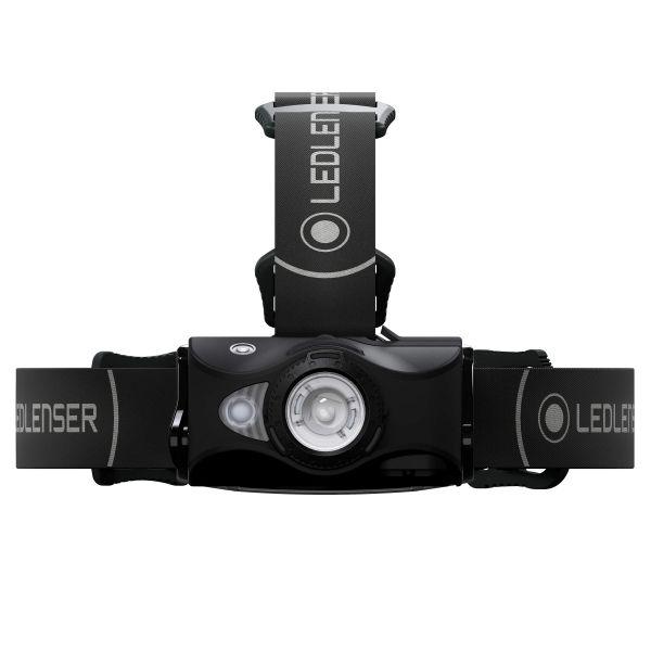 Ledlenser Stirnlampe MH8 2020 schwarz
