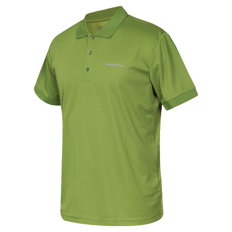 Polo Shirt Icepeak Kyan grün