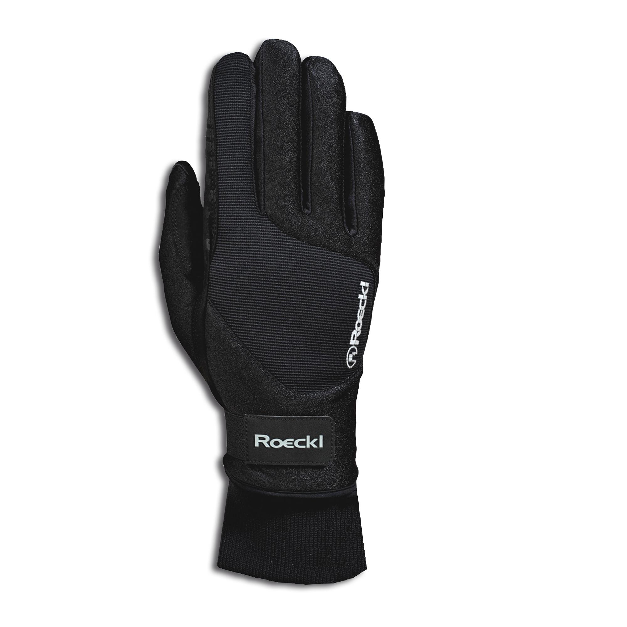 Handschuhe Roeckl Kollo Gore-Tex schwarz