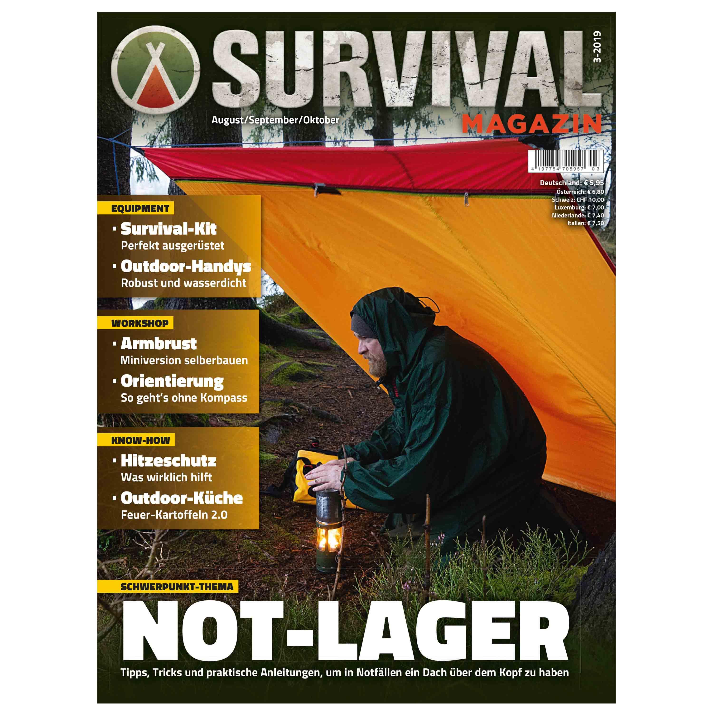 Survival Magazin 03/2019