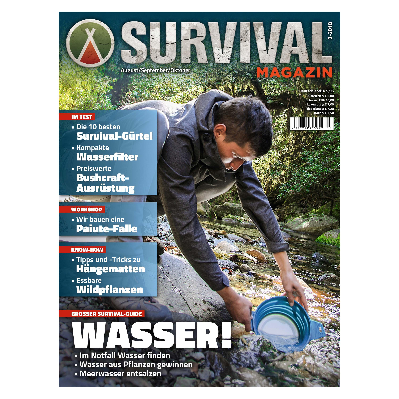 Survival Magazin 03/2018