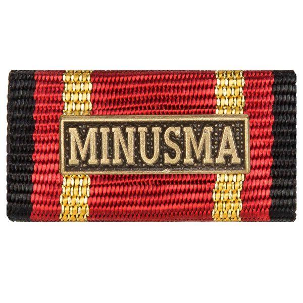 Ordensspange Auslandseinsatz MINUSMA bronze
