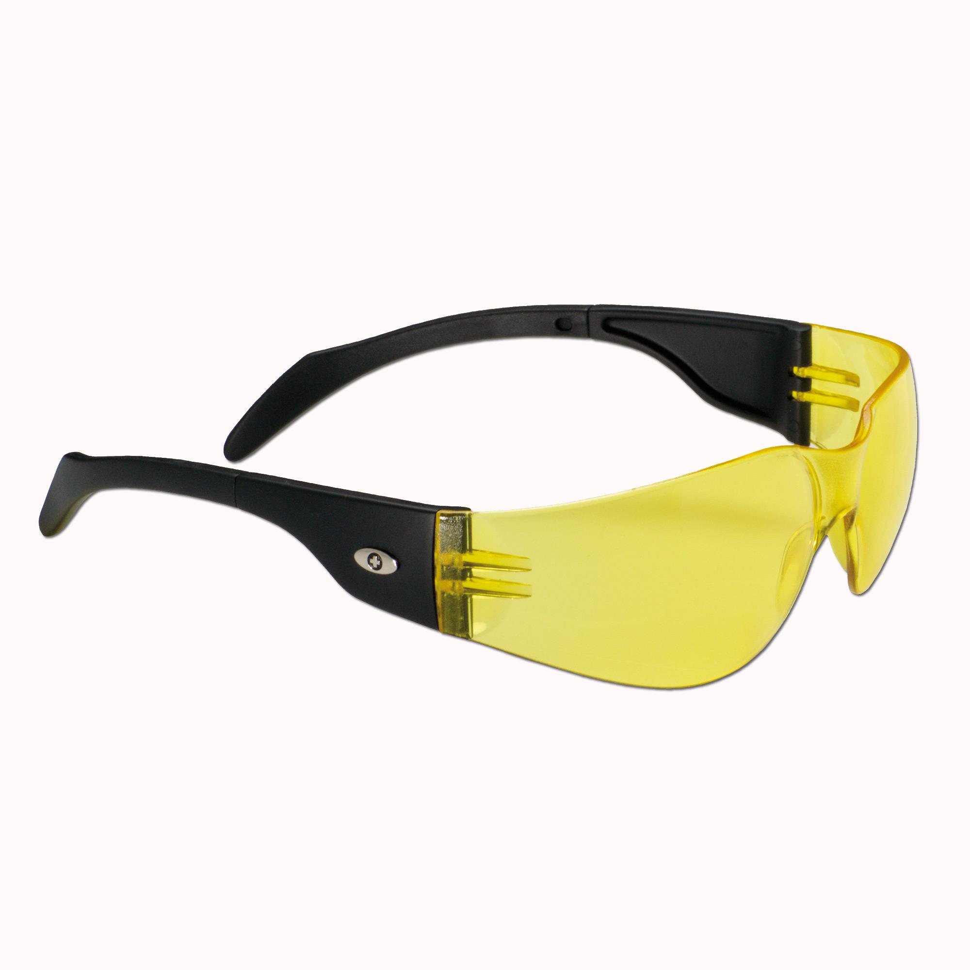 Sonnenbrille Swiss Eye Outbreak S gelb