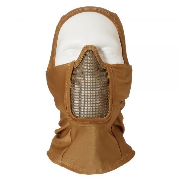 Invader Gear Gitterschutzmaske Half Face Mk.III tan