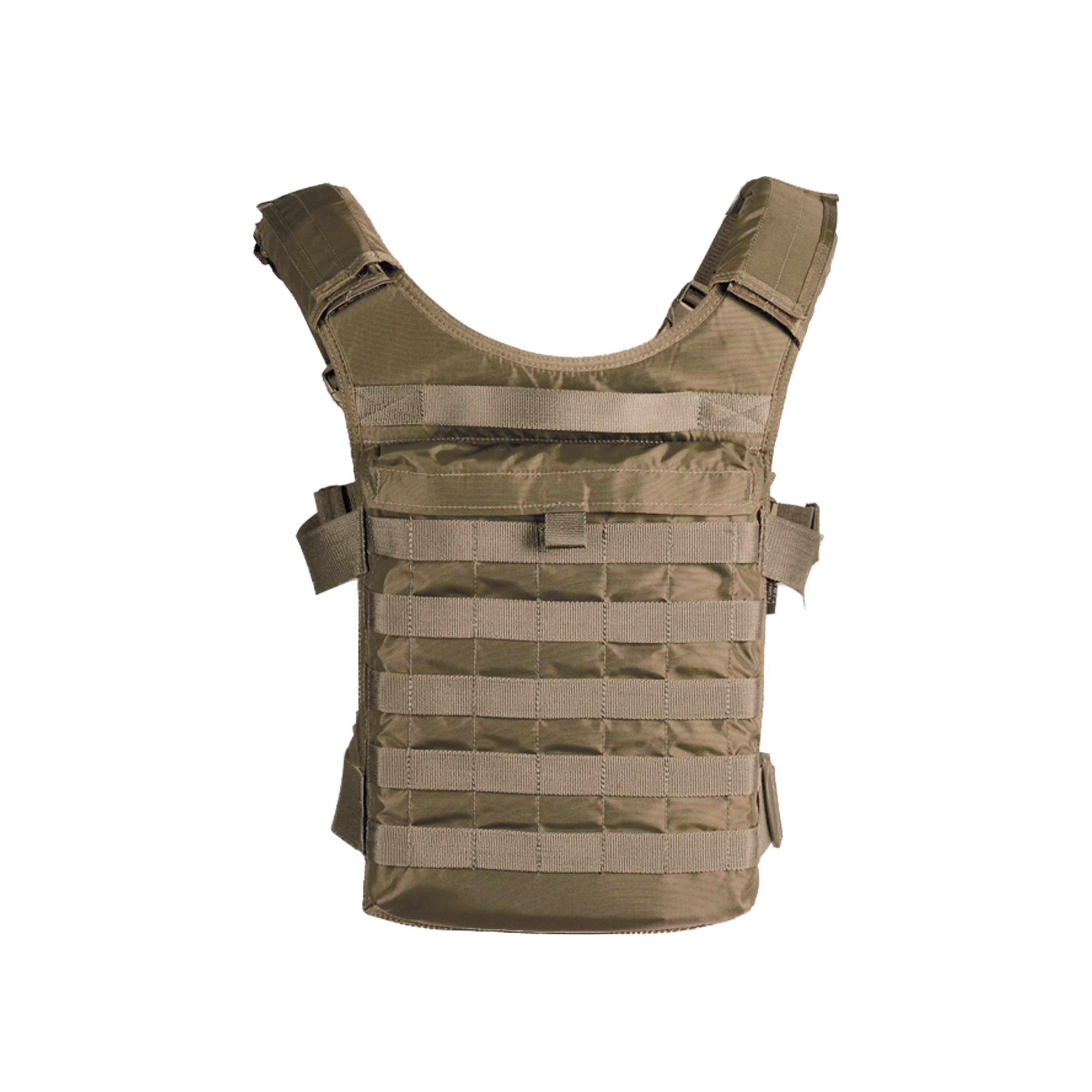 TT Paratrooper Back Plate coyote