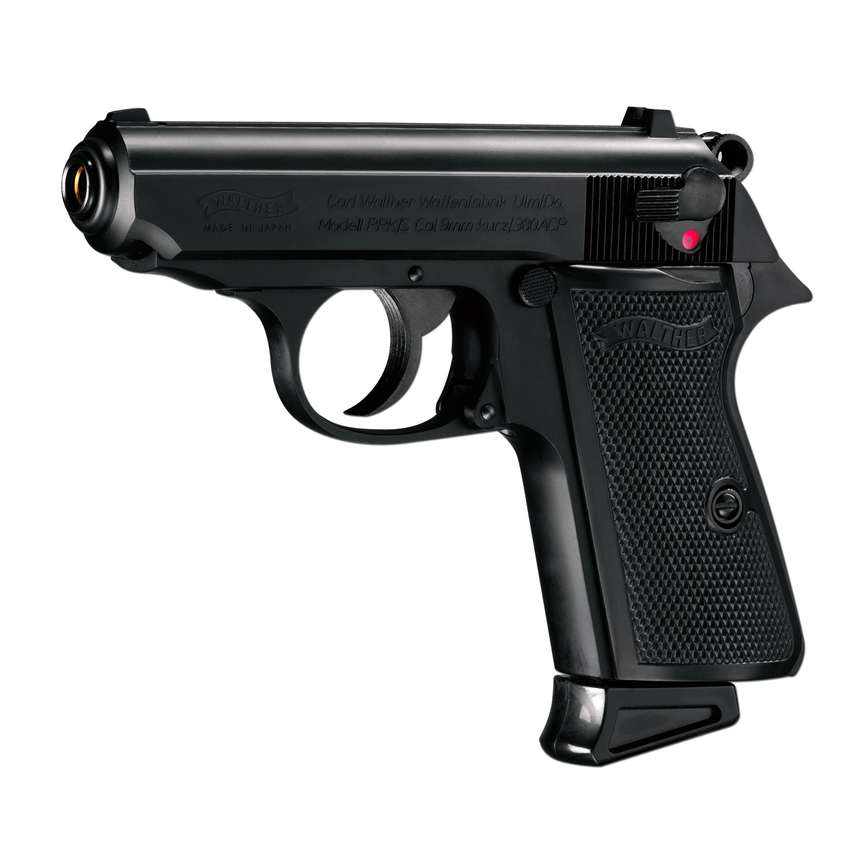 Pistole Softair PPK/S Maruzen
