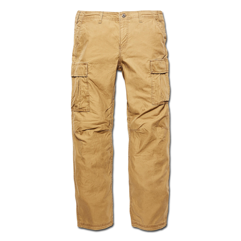 Hose Vintage Industries BDU Reydon dark khaki