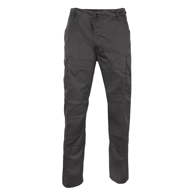Feldhose BDU Style schwarz