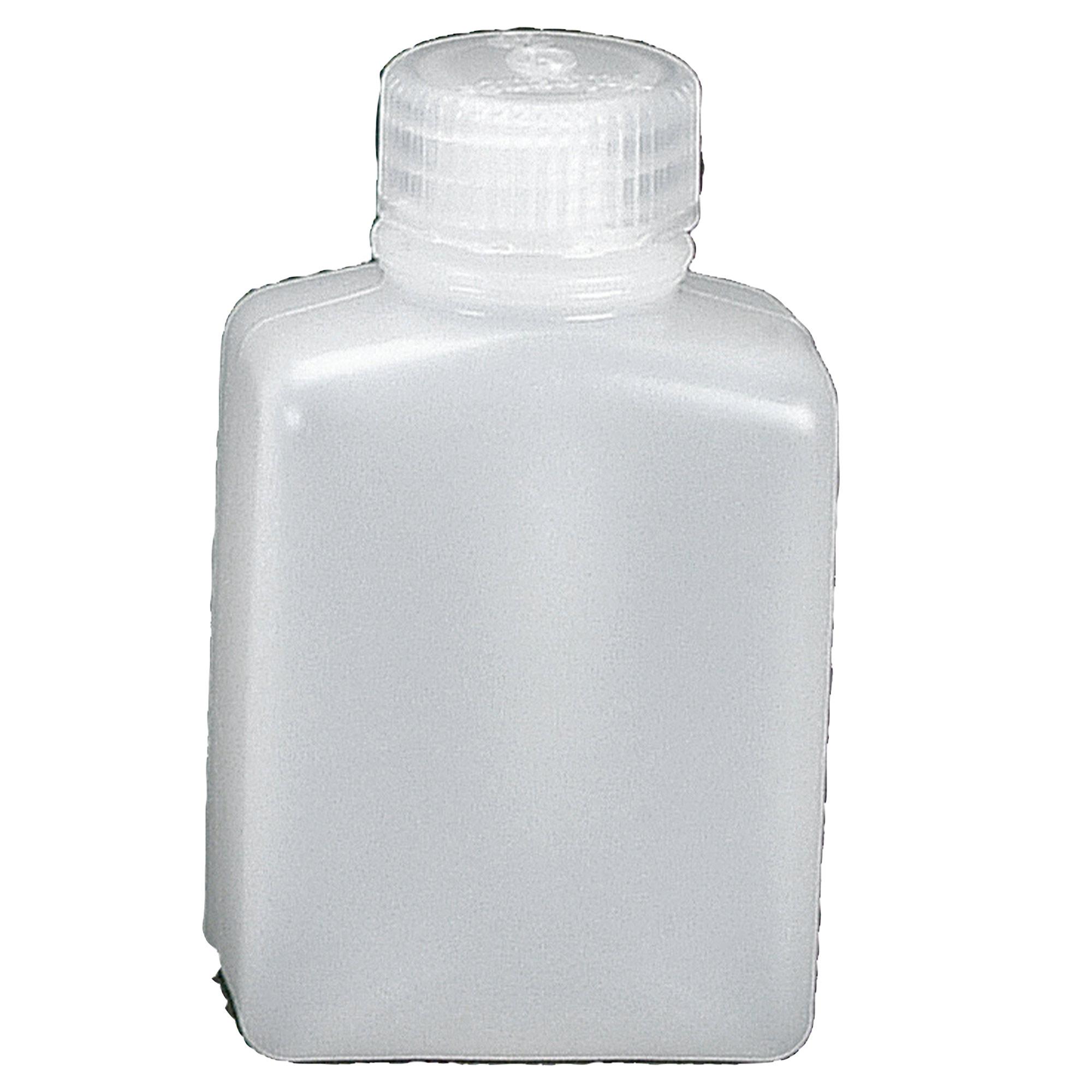 Nalgene Weithalsflasche rechteckig 125 ml
