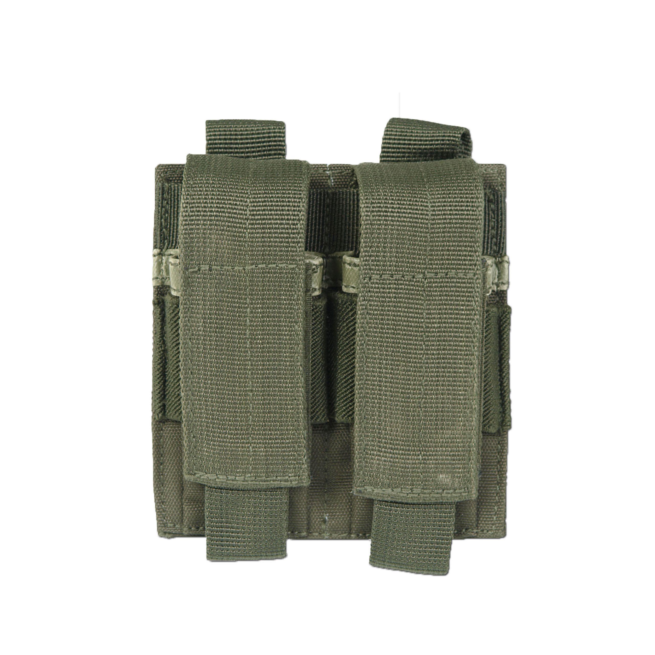Mil-Tec Magazintasche für Pistole Single 6x2x12cm Gürteltasche Munitionstasche