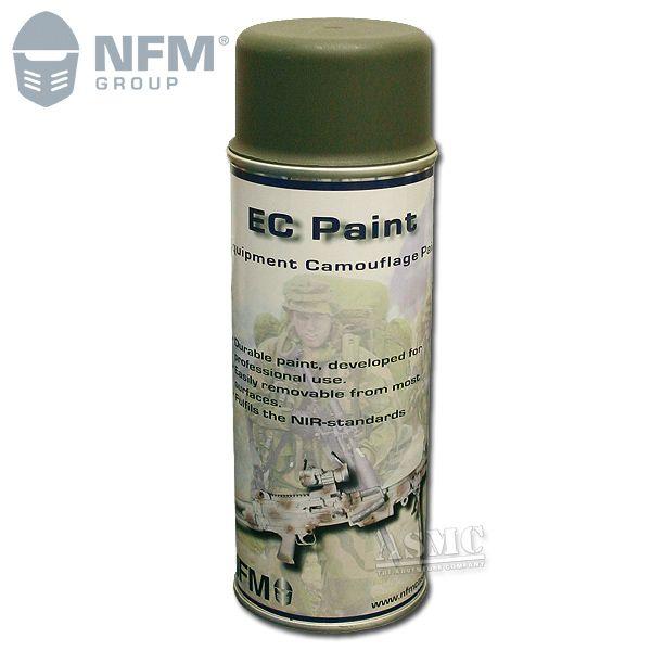 Tarnfarbe EC Paint oliv