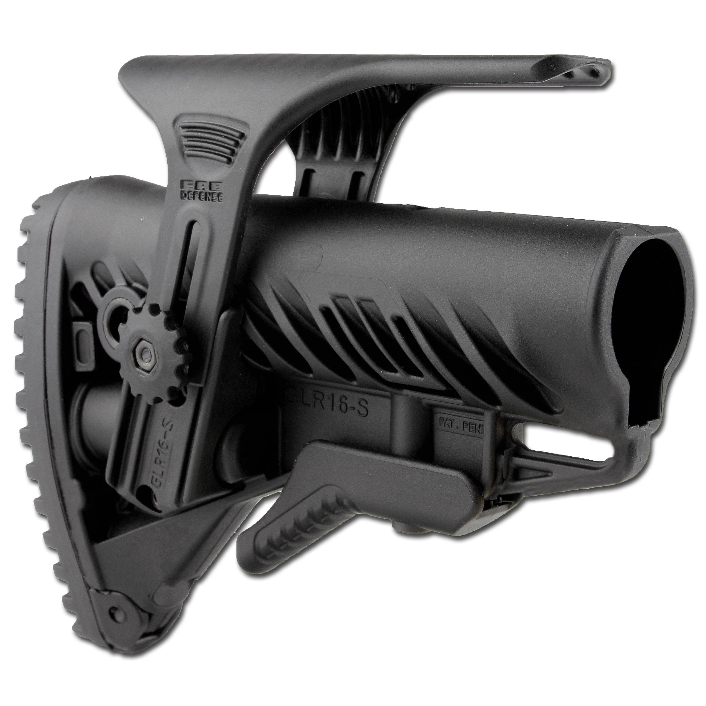 FAB Defense GLR-16 Schubschaft mit Kinnauflage